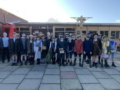 Year 6 Didcot Evacuee Day